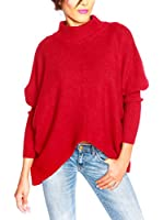 SO Cachemire & Knitwear Jersey Dolly (Burdeos)