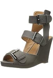 Michael Antonio Women's Adan Wedge Sandal