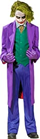 Mens Joker Batman costume