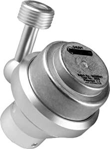 DraftMore Patented AUTOMATIC Beer Regulator - No More Foamy Beer! Model 3030 - FOR ALL MAJOR US BREWERY BEERS (Bud, Coors, Miller, Pabst, etc.) New Lower Price!