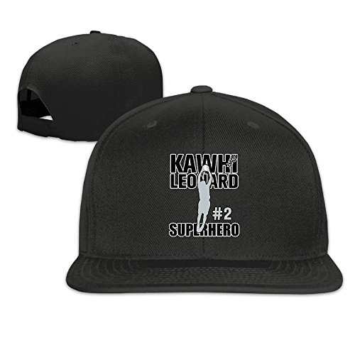 Custom Unisex San Antonio #2 Basketball Player Flat Billed Baseball Caps Hat Black (Polaroid Coffee Cup compare prices)