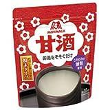 森永製菓 甘酒(粉末) 180g袋×12袋入 ランキングお取り寄せ