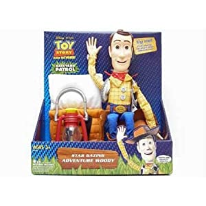 Toy Story and Beyond: Star Gazing Adventure Woody