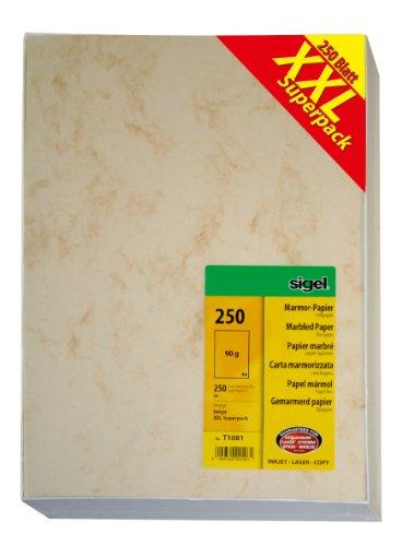 sigel-t1081-marmor-papier-a4-beige-250-blatt-90-g-briefpapier