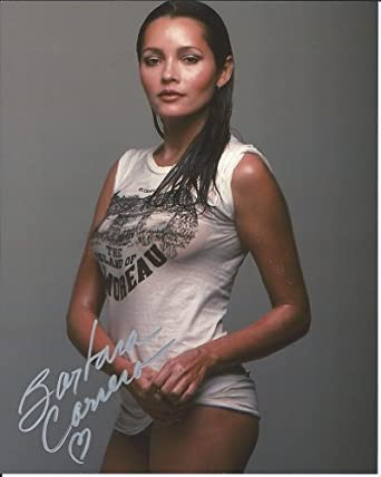 Barbara Carrera - Autographed 8x10 Photo at Amazon's Entertainment