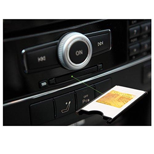 Tera card Adapter unita PCMCIA di diverse schede con slot CF per Mercedes-Benz di comando APS OVP