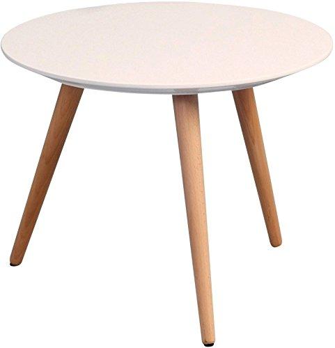 Hometrends4you 172926 couchtisch h he 36 cm durchmesser for Tischplatte marmoroptik