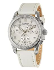 Victorinox Swiss Army Women's 241256 Classic Chronograph Mother-of-Pearl Dial Watch