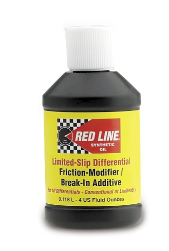 Red Line 80301 Limited Slip Friction Modifier - 4 oz.
