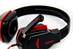 A-jazz Ak18 3.5mm Gaming Headset Headphones with Microphone Mic for Games MSN Skype
