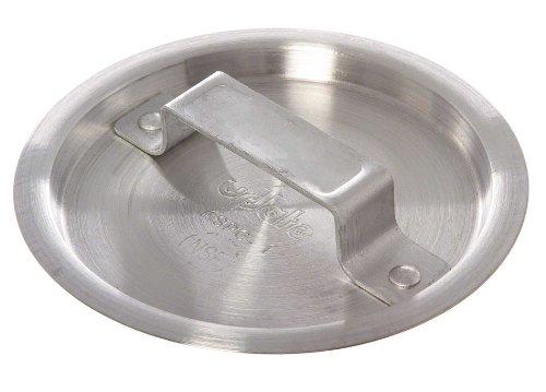 Update International ASPC-1 Aluminum Tapered Sauce Pan Cover, 1.5-Quart