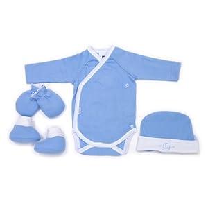 Cambrass - Juego de 4 piezas para recién nacidos, talla 52 cm