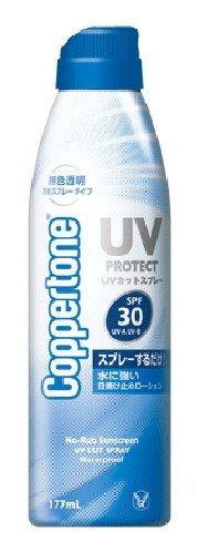 コパトーン UVスプレー SPF30 177ml