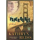 Paper Quake: A Puzzle (0152047077) by Kathryn Reiss