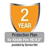 2-Year Protection Plan plus Accident Protection for Kindle Fire HD 8.9, US customers only