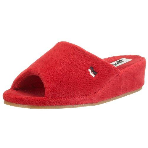 Romika Paris, Pantofole donna, Rosso (Rot (hibiskus 450)), 37 EU (4 UK )