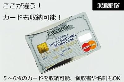 [STORUS] SmartMoneyclip シルバー スマートマネークリップ WINDASIA