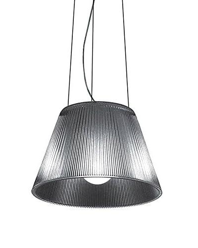 Flos Lámpara De Suspensión Romeo Moon S1 Cristal 34 x 21 x 421 cm