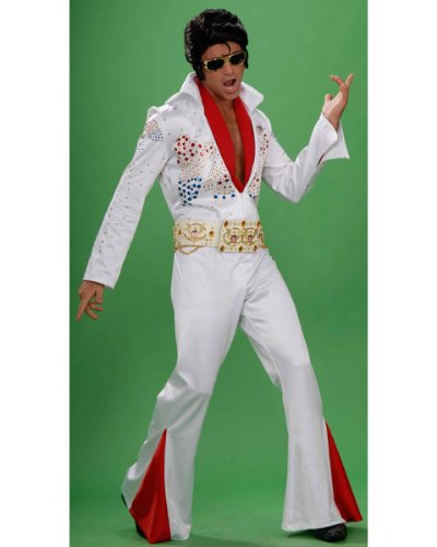 Men's Elvis Grand Heritage Costume M
