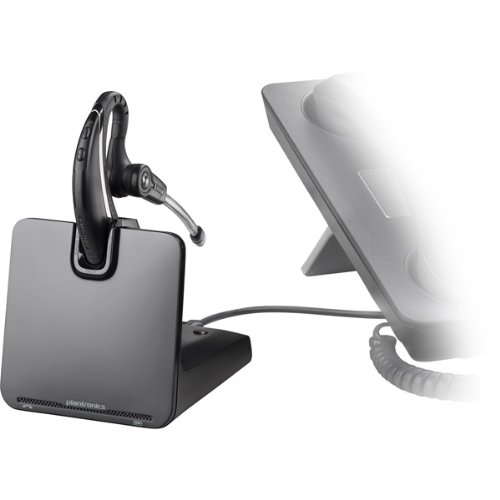 Brand New Plantronics Cs530 Noise Canceling Over-The-Ear Wireless Headset