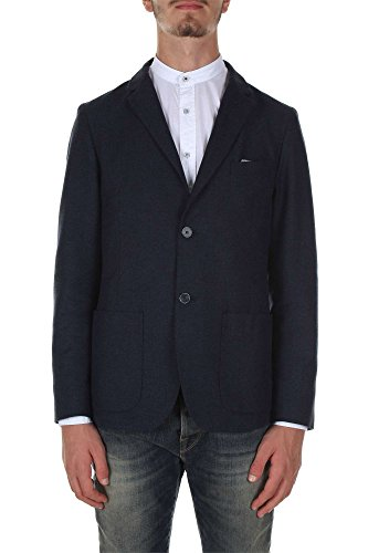 Selected Homme 16046137 Giacca Uomo Blu 48