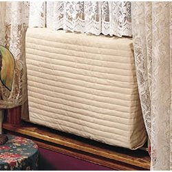 Why Should You Buy Indoor Air Conditioner Cover (Beige) (Large - 18 -20H x 26 -28W x 2D)