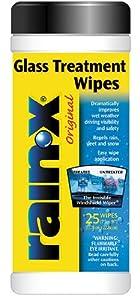 Rain-X 800002244 Glass Treatment Wipe from Rain-X