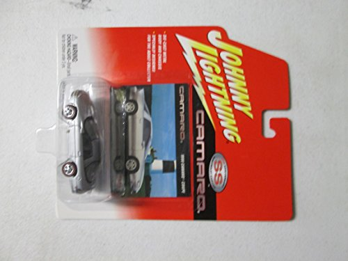 Johnny Lightning 35th Anniversary 1998 Camaro Coupe 1/64 Silver