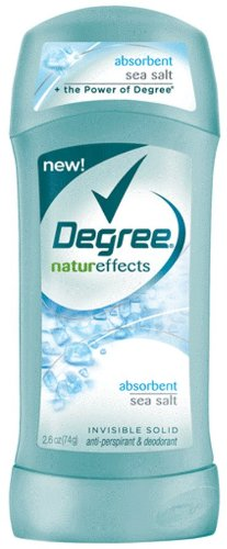 Degree Natureeffects Sea Salt Anti-Perpirant And Deodorant (Pack Of 2)