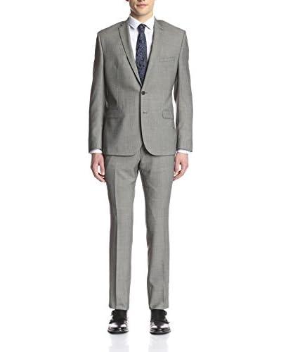 Ben Sherman Men's Camden Slim Fit Notch Lapel Suit