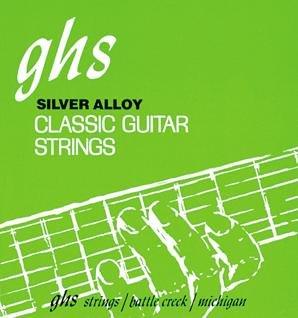 GHS Classic Guitar Tie End Hi-Tension B1W-B6S 2100W