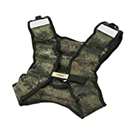 Cross101 – 12lbs Weighted Vest Camouf…