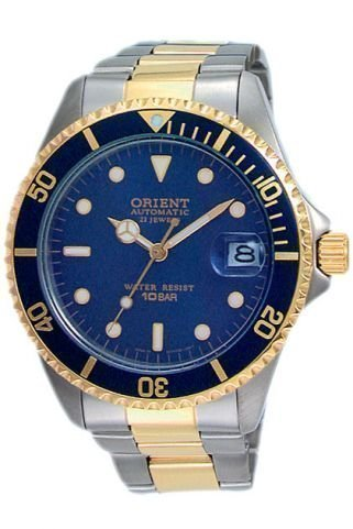 Orient Men's 2ER00004D Automatic Diver Stainless Steel Watch