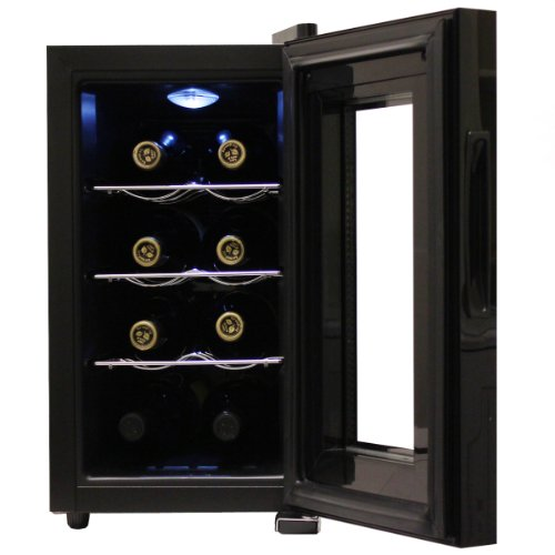 For Sale Homeimage 8 Bottle Thermal Electric Wine Cooler