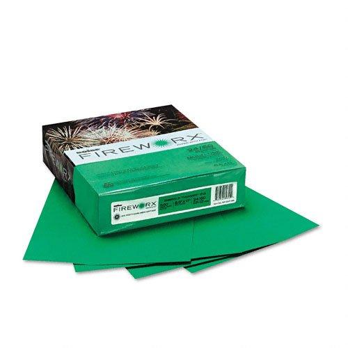Boise Fireworx Color Copy/Laser Paper, 24 lb, Letter Size (8.5 x 11), Emerald Thunder, 500 Sheets (MP2241-ED)