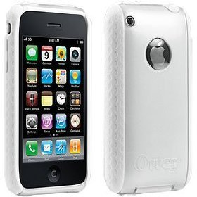 Otterbox Commuter TL Case for iPhone 3G & 3GS, White