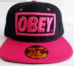 Obey Hat Pink | www.pixshark.com - Images Galleries With A ...