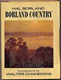 Borland Country (0397007388) by Hal Borland