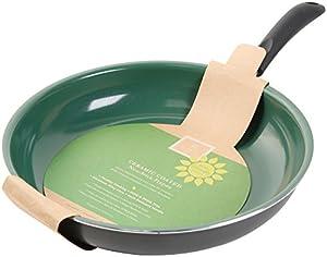 Gibson Home Hummington Ceramic Non-Stick Fry Pan Set
