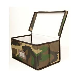 Kids Army Style Camo Storage Box Amazon