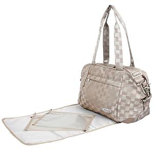 Mabyland Luxury Mini Elite Changing Bag Set (Gold) from MaByLand