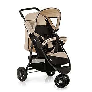 Hauck Citi 3 Wheel Pushchair - Beige