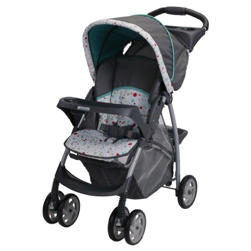 Graco Literider Classic Connect Stroller, Tinker