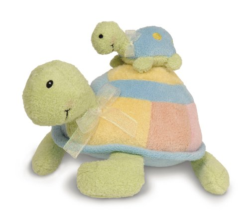 "Kids Preferred Mama-Baby Musical Turtles - Plays ""You Are My Sunshine"" - Encourages Roleplay, Creativity, and Imagination - Safe and Asthma Friendly - 1"