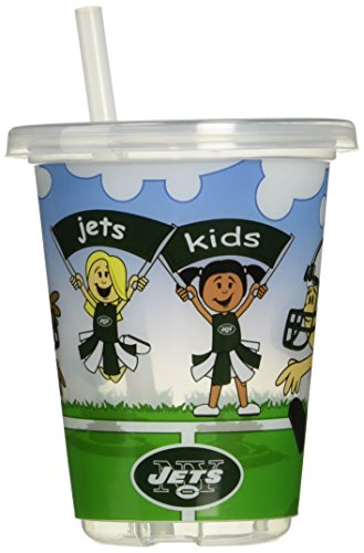 NFL New York Jets Baby Fanatic Sip N Go Cups (3-Pack) - 1