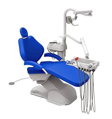 DPM 2000 Dp-C2000RB Dental Operatory Chair, Comes with Doctor and Assistant Stool. (Assistant Mixer compare prices)