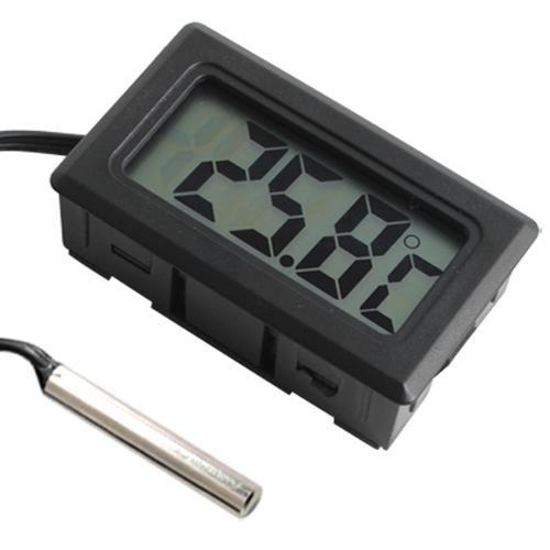 Termometro professionale digitale con sonda per acquario for Termometro per acquario tartarughe