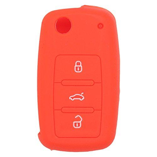fassport-silicone-cover-skin-jacket-for-volkswagen-skoda-seat-3-button-flip-remote-key-cv2801