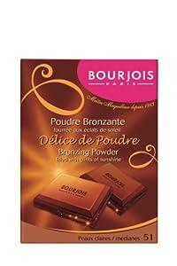Bourjois Delice De Poudre Bronzing Powder