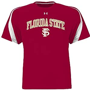Florida State Seminoles Crimson Zone III Under Armour Shirt by Under Armour